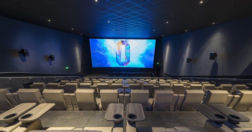 © ODEON Luxe cinemas