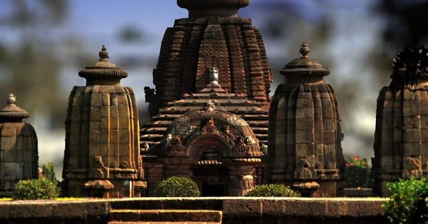 Hindu temple in Odisha | © Bikashrd / WikiCommons