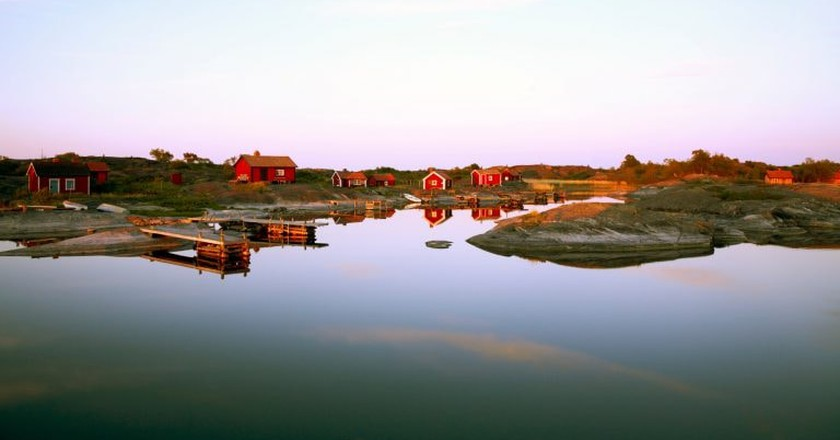 Stora Vånskär   © Ola Ericson / imagebank.sweden.se