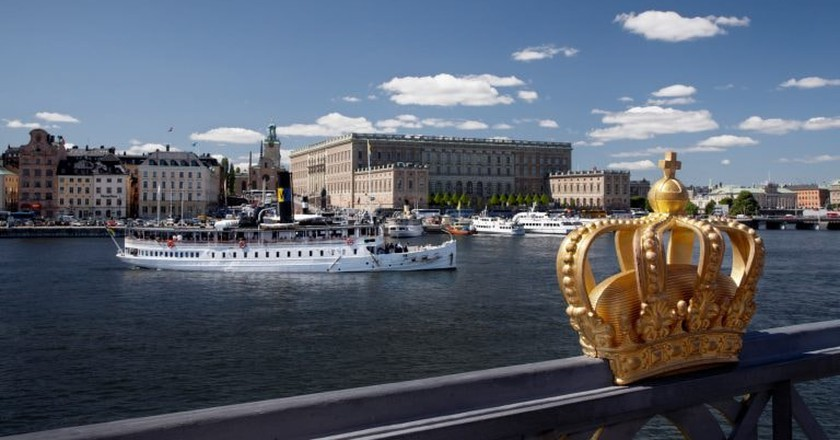 The Royal Palace of Stockholm | © Ola Ericson / imagebank.sweden.se