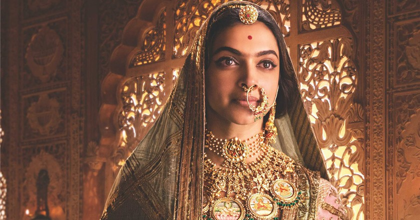Deepika Padukone in Padmavati / © Bhansali Productions and Viacom18 Motion Pictures