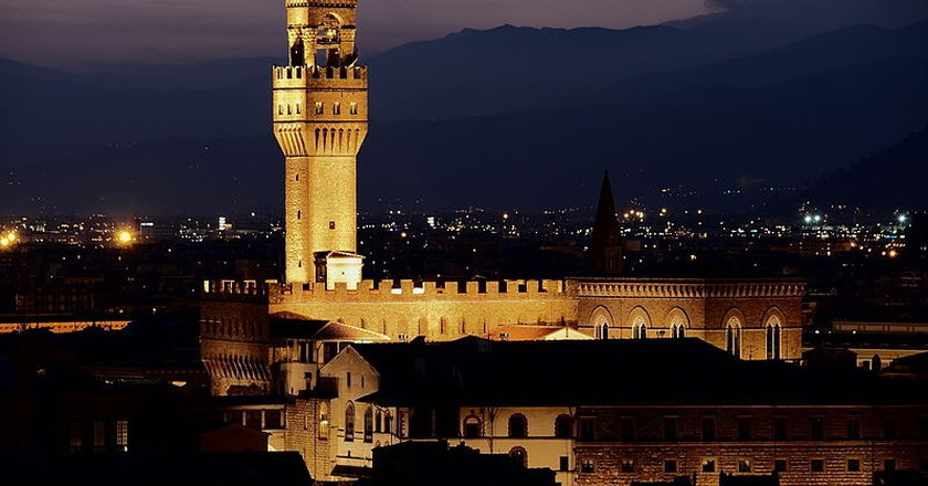 Palazzo Vecchio|©Petar Milošević/WikiCommons