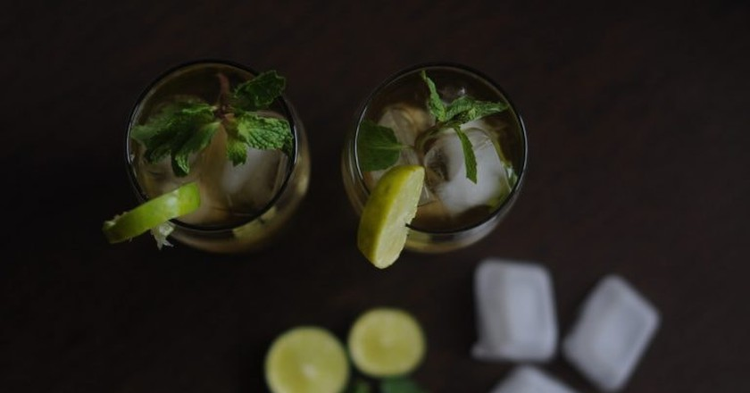 Gin © Sanah Suvarna / Unsplash