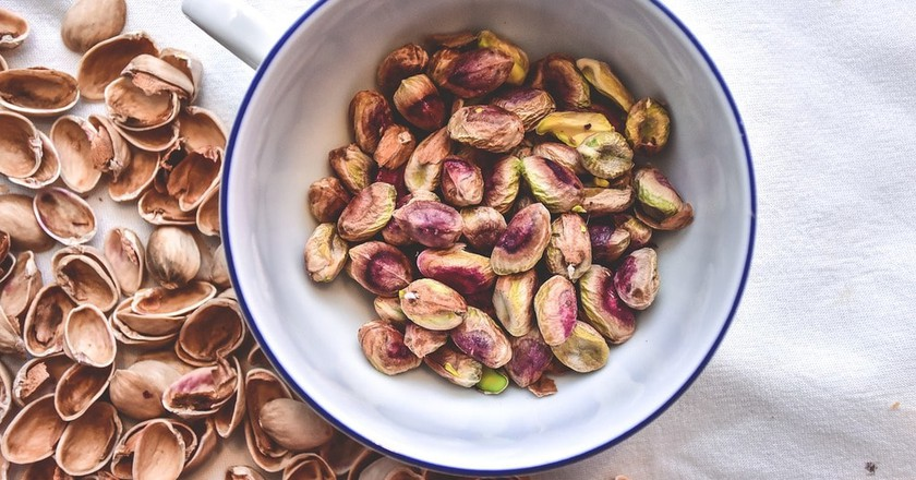 Why Sicily's Pistachios Have Been Granted Government Protection