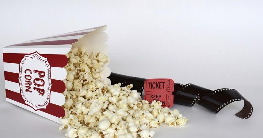 Popcorn | © annca / Pixabay