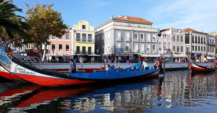 Aveiro's canals | © LuisPinheiro1945 / Pixabay