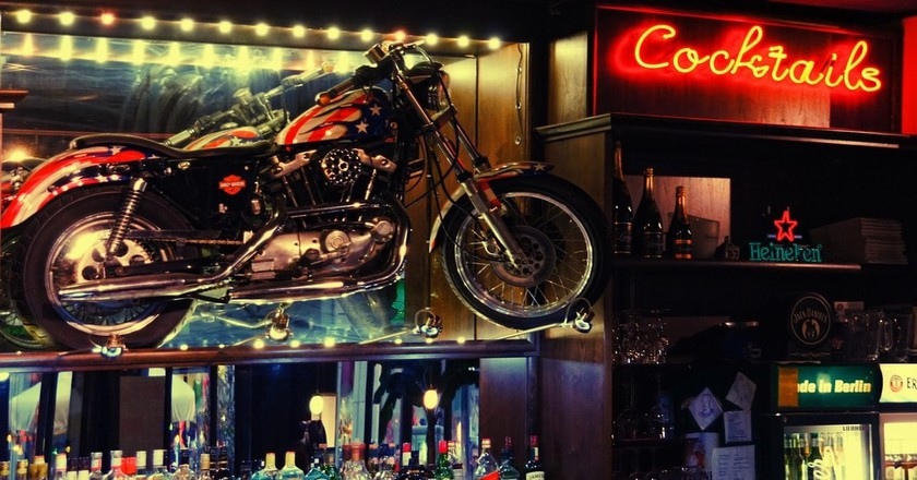 Cocktail Bar Berlin | © schaerfsystem/Pixabay