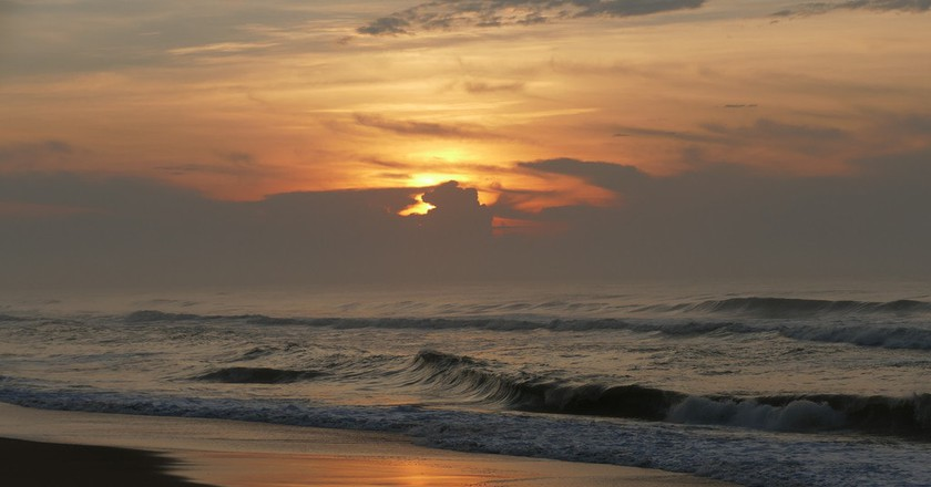 Puri beach, Odisha | © Ankur P / Flickr