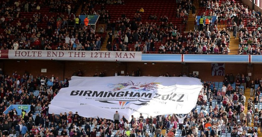 Birmingham to Host the Commonwealth Games