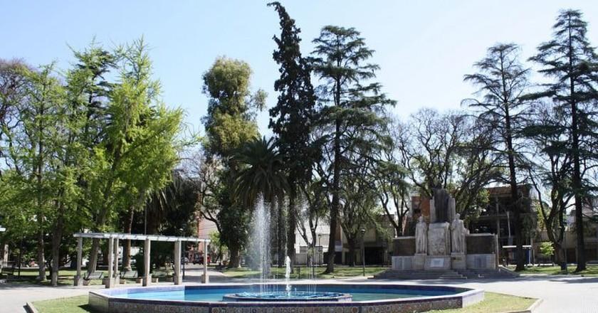 The Prettiest Squares and Plazas in Mendoza