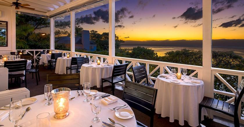 Rock House Restaurant |© www.rockhousebahamas.com
