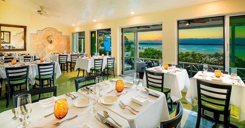 Rock House Restaurant | Courtesy of Rock House Restaurant