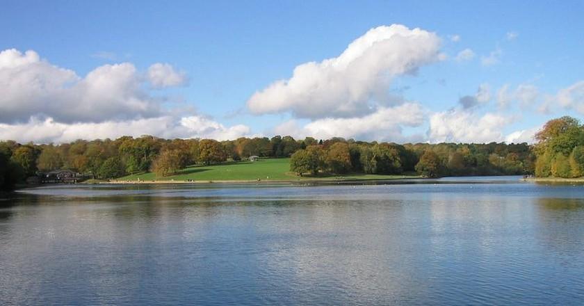 Roundhay Park, Leeds   © Chemical Engineer / Wikimedia