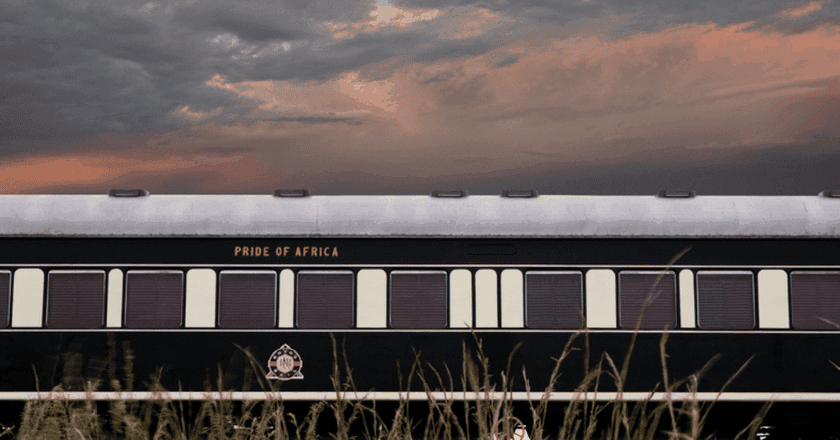 A trip on board the Rovos Rail is a once-in-a-lifetime opportunity | Courtesy of Rovos Rail