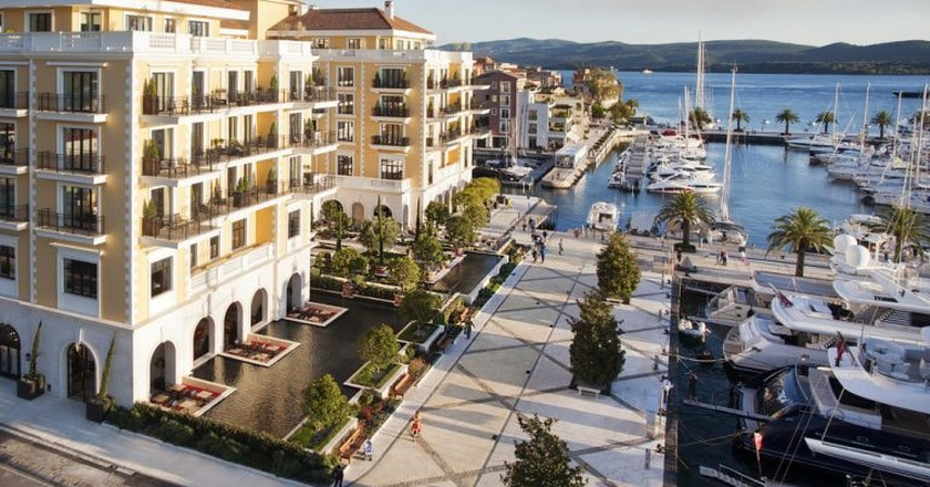 © Courtesy of Masano Kawana for Regent Porto Montenegro