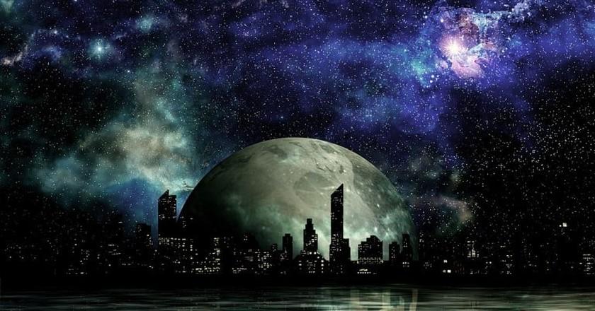 Science fiction | © tombud / Pixabay