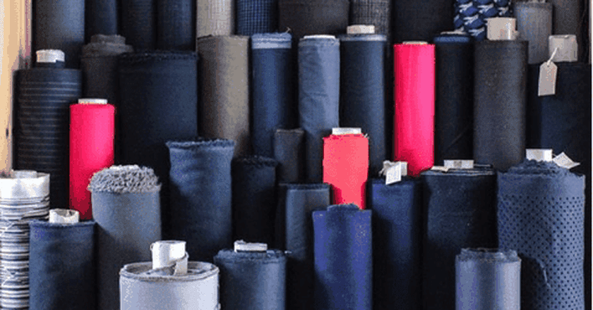 Cloth House fabrics | © Instagram @clothhouse
