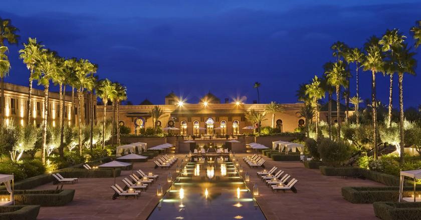 Selman Overview |Courtesy of Selman Marrakech