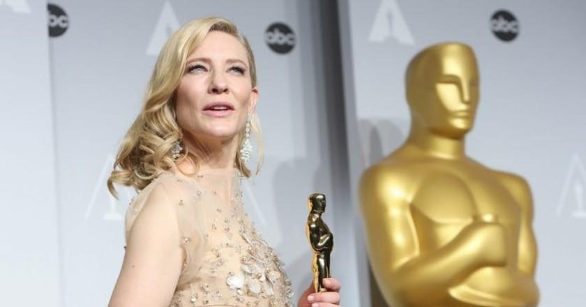 Cate Blanchett   © Shutterstock