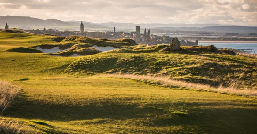 Saint Andrews, Fife, Scotland | © l i g h t p o e t/Shutterstock