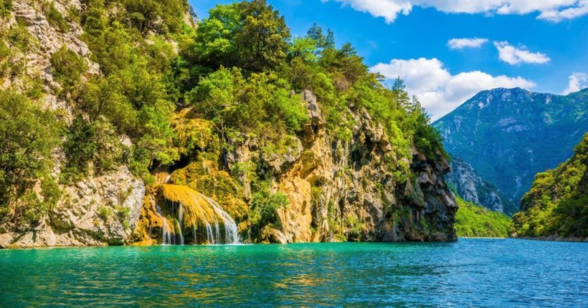 The Gorges du Verdon in France | © kavram/Shutterstock