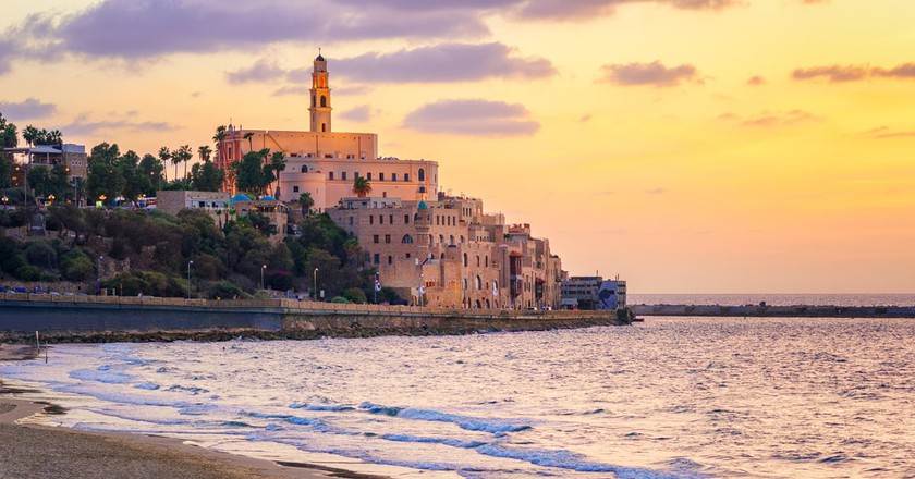 View of Jaffa from Jaffa Beach | © Boris Stroujko / Shutterstock