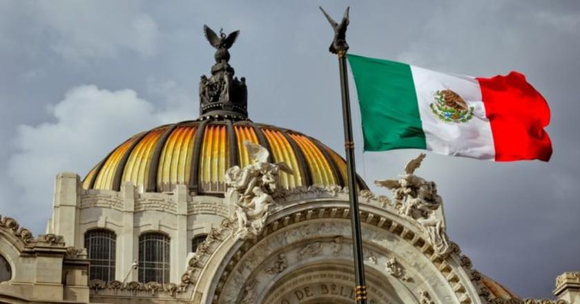 Palacio de Bellas Artes, México | ©Andres Virviescas / Shutterstock