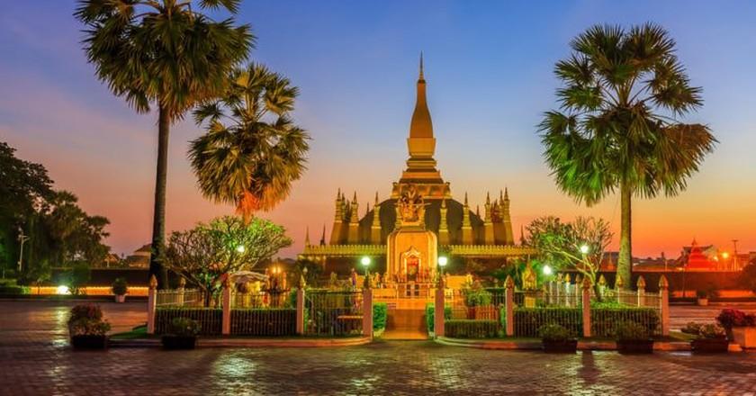 That Luang | © Avigator Thailand/Shutterstock