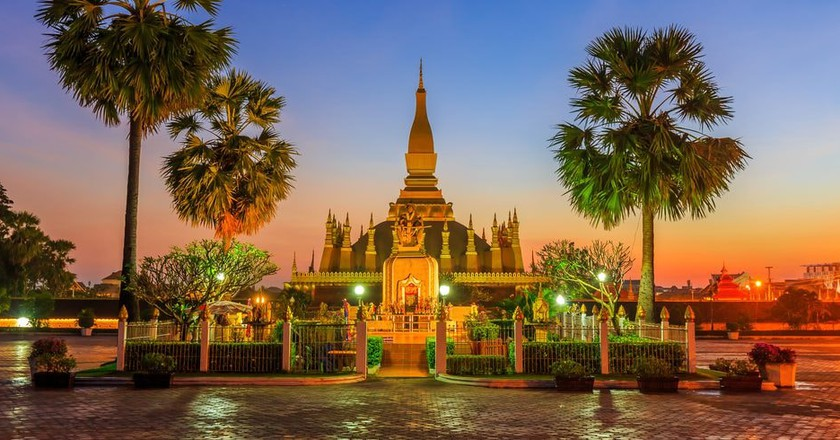 That Luang   © Avigator Thailand/Shutterstock