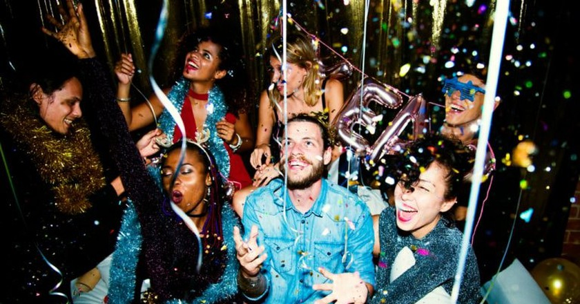 There's Only One Song You Should Be Playing Midnight on New Year's