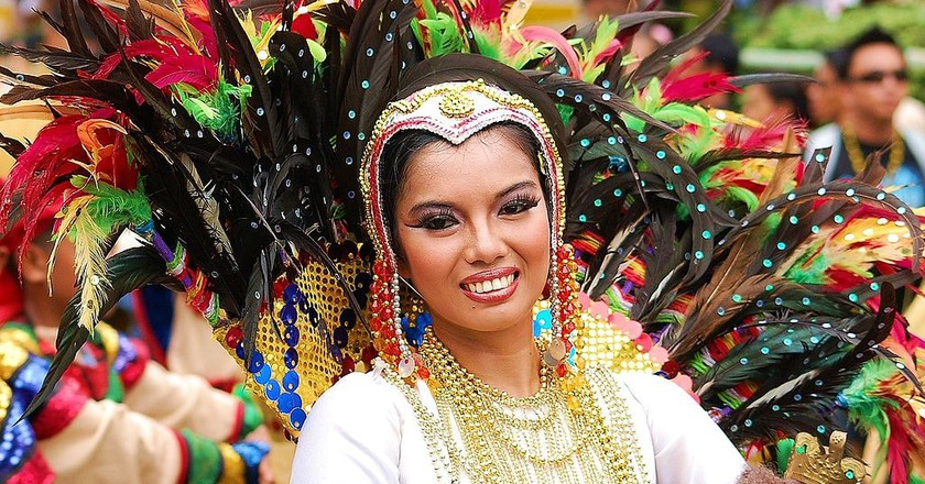 Sinulog Festival | © George Parilla / Flickr
