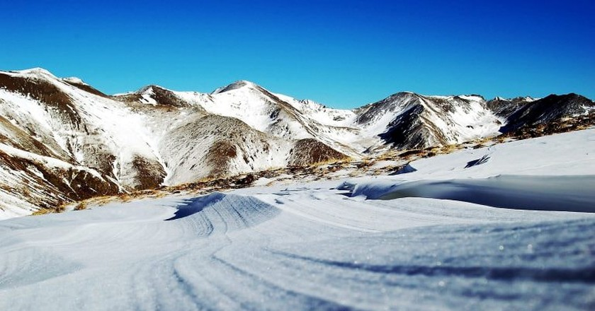 The Pyrenees are an ideal skiing destination | Pxhere