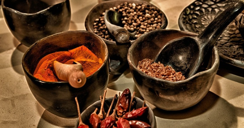 Mexican spices | © babawawa / Flickr