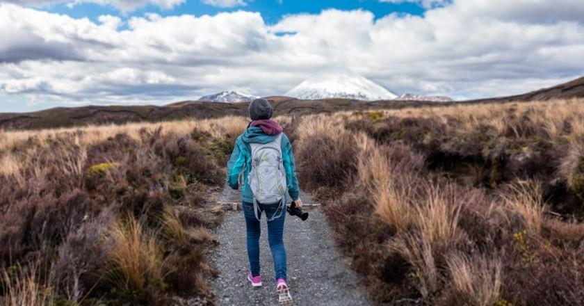 Trail Walk, Tongariro National Park | © Thomas Schweighofer/Unsplash
