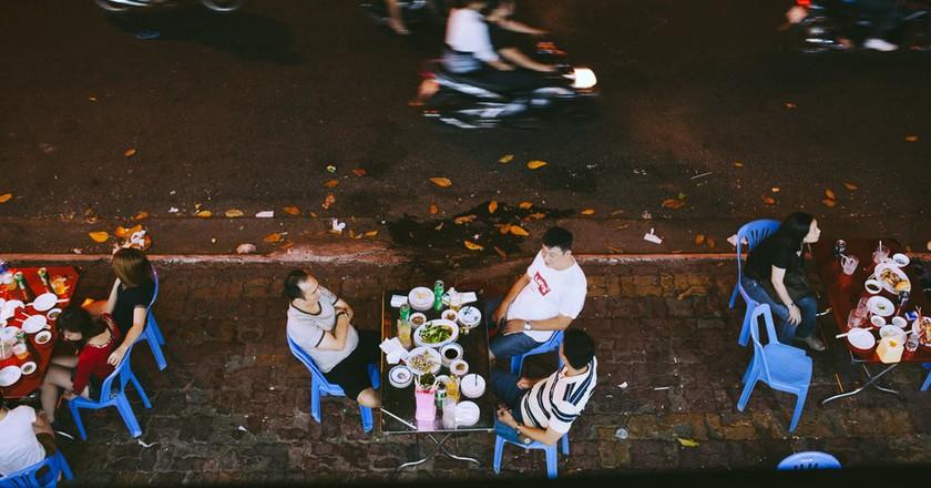 Vietnamese street food | © dave.see/Flickr