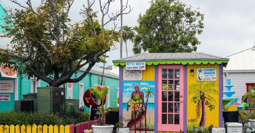 House in the Bahamas   © oscarhenao/Pixabay