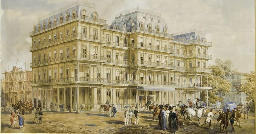 Watson's Esplanade Hotel | © Castle Carrock / WikiCommons