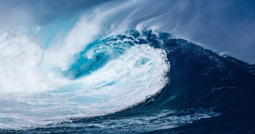 Big wave | © NeuPaddy/ Pixabay