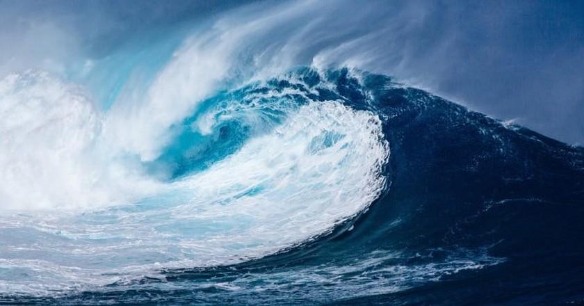 Big wave | © NeuPaddy/ Pixabay