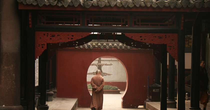 Wenshu Monk | © moniqca
