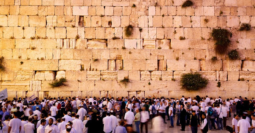 The Western Wall, Jerusalem | © israeltourism/Flickr