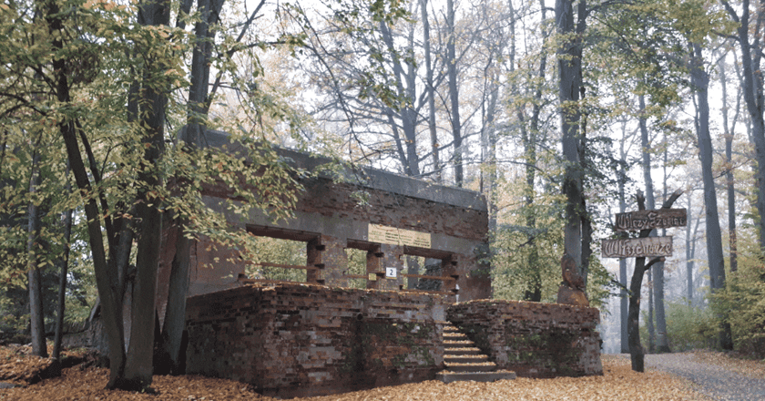The Wolf's Lair: Where Hitler Spent 800 Days Hiding During World War II
