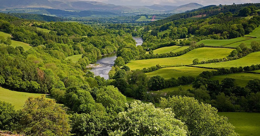 Wye Valley ©DavidEvans/Flickr