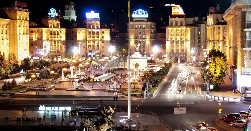 Kiev, Ukraine | © Podluzhnaya/WikiCommons