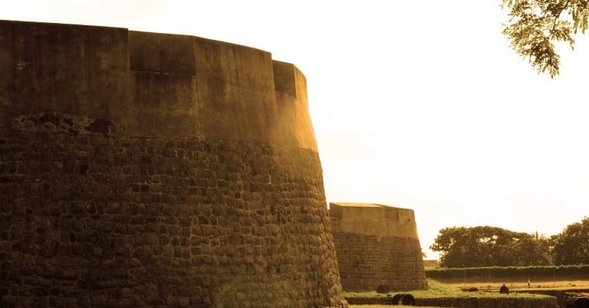 Palakkad Fort | © Vipin PV / WikiCommons