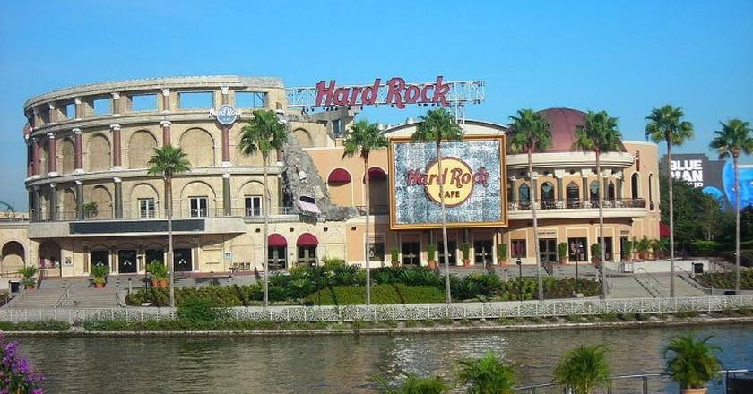 Hard Rock Live Orlando   Public Domain / WikiCommons