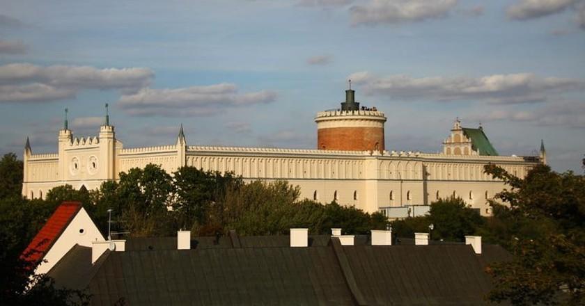 Lublin Castle | © Pankrzysztoff / WikiCommons