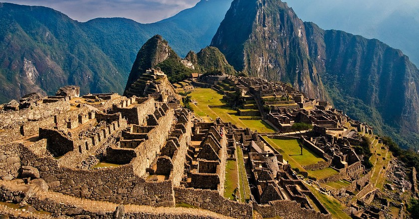10 Things You Probably Didn't Know About Machu Picchu