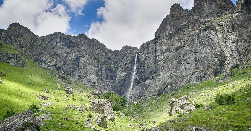 Raiskoto Praskalo Waterfall | © Phantomlord1978 / WikiCommons