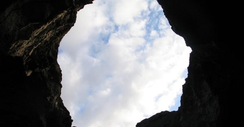 From the interior of Cueva del Indio | © Jaime Olmo/flickr